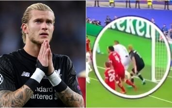 German TV unearths footage of Sergio Ramos elbow on Loris Karius minutes before first mistake