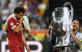Petition urging Uefa to punish Sergio Ramos for 'intentionally hurting Mo Salah' nears 150,000 signatures
