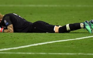 Loris Karius breaks his silence following Champions League embarrassment