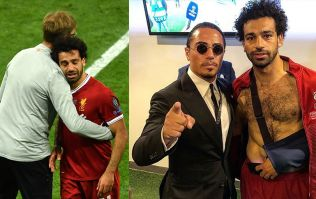 Liverpool fans can't believe Salt Bae's post-match picture with dejected Mo Salah