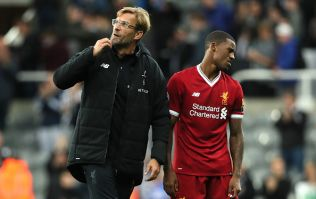 Gini Wijnaldum reveals Klopp's half-time words to the Liverpool players after Salah injury