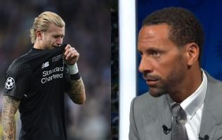 Rio Ferdinand reveals how the Liverpool players would have reacted to Karius in the dressing room