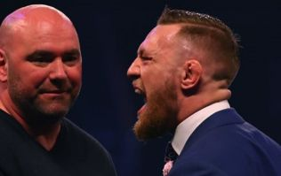 Planned meeting between Conor McGregor and Dana White never actually happened