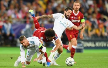 MMA analyst breaks down Sergio Ramos' takedown of Mohamed Salah