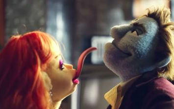 The people behind Sesame Street are suing this upcoming violent and raunchy puppet movie