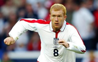 Sven-Goran Eriksson offers new reason for why Paul Scholes retired from England