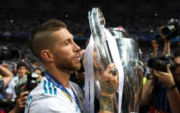 Football needs super villains like Sergio Ramos