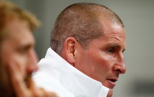Stuart Lancaster claims the pain of Rugby World Cup exit will stay with him forever
