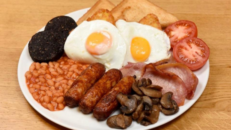 Morrisons launches 19-piece 'Big Daddy' breakfast for just £6