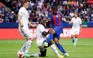 West Ham have reportedly sealed a deal for a Barcelona defender
