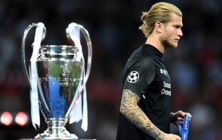 Liverpool legend did not like what Loris Karius did after Champions League final