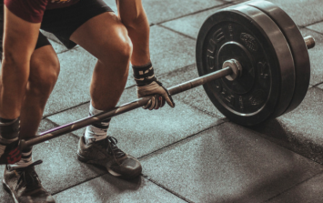 Lifting heavy - not light - is best for getting lean