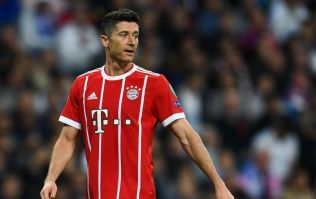 Robert Lewandowski hands in transfer request to Bayern Munich