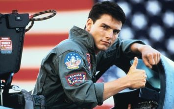 The new Top Gun film has started shooting and here's the first image
