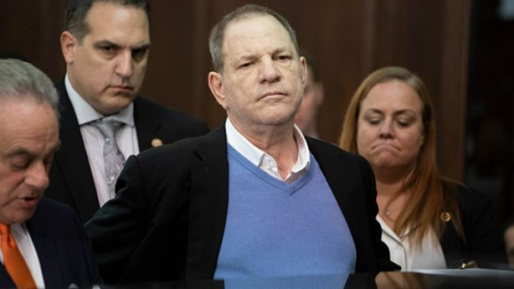 Harvey Weinstein indicted for multiple rape and sex crime charges
