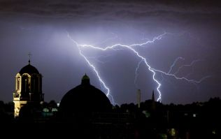 Yellow weather warning as UK braces for 48 hours of 'life-threatening' thunder and lightning