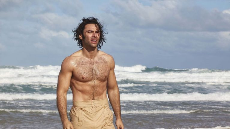 How to get ripped like Poldark