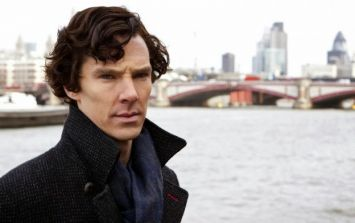 Benedict Cumberbatch rescues Deliveroo cyclist from gang of attackers