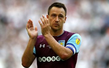 John Terry to reunite with Frank Lampard at Derby County