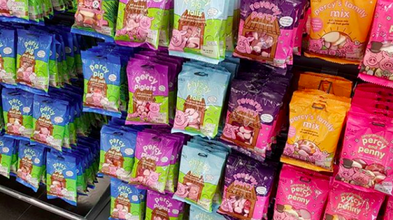 Percy Pigs could be banned under sugary sweets and drinks review