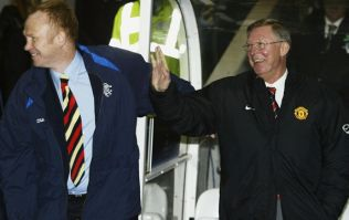 A soft drink once caused a five-month feud between Sir Alex Ferguson and Alex McLeish