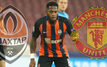 BREAKING: Manchester United sign Fred for £52m