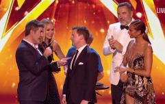 Simon Cowell praises Declan Donnelly following Britain's Got Talent final