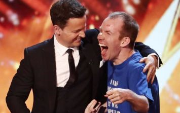Lost Voice Guy already knows how he'll spend his Britain's Got Talent winnings