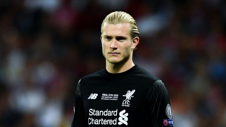 Loris Karius suffered from concussion during the Champions League final