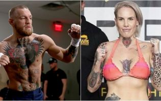 Bec Rawlings gets some love from Conor McGregor for bare-knuckle boxing performance