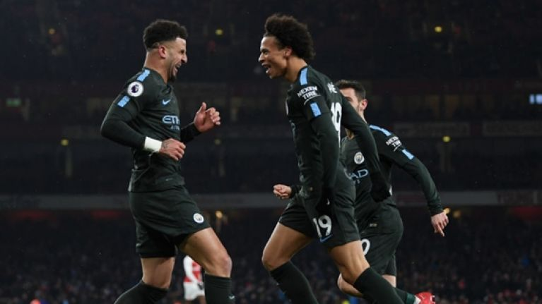 separation shoes f7cf7 1b654 Leroy Sane omitted from Germany World Cup squad | JOE.co.uk
