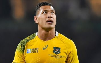 Australian rugby writer hits back after Israel Folau's unfortunate comments on Ireland