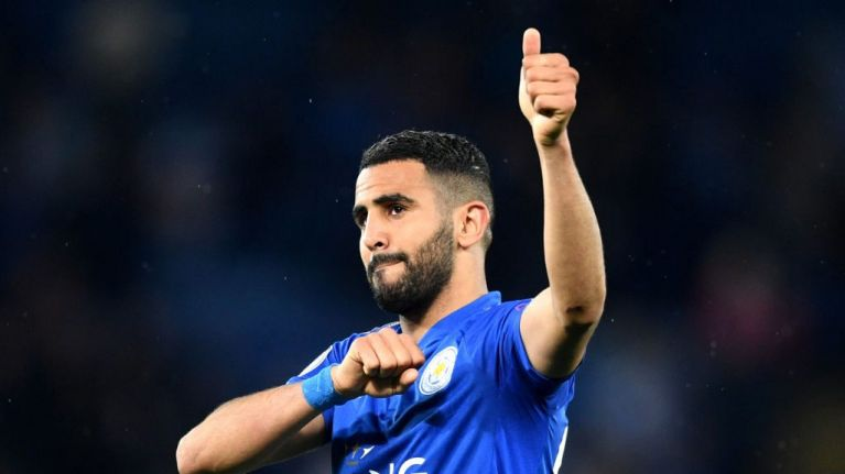 20be26953d4 Manchester City may be willing to let player leave to finally get Riyad  Mahrez
