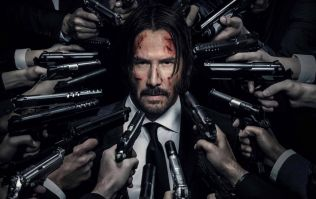 Here is our first look at Halle Berry in John Wick Chapter 3