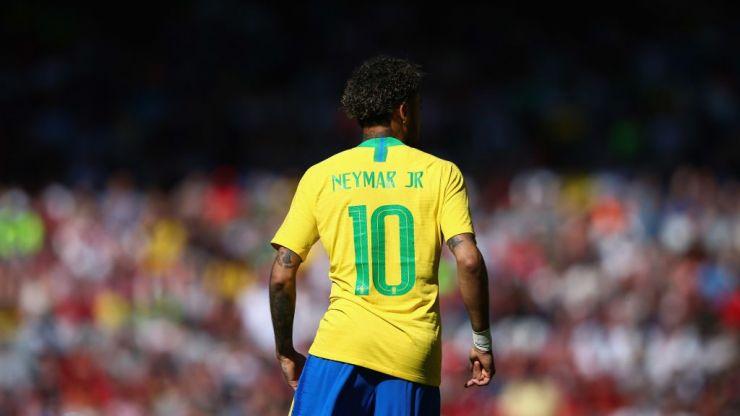 Why does everyone hate Neymar?