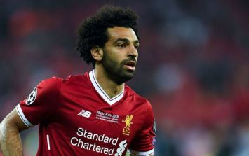Mo Salah's agent takes to Twitter to shut down report linking him with Barcelona
