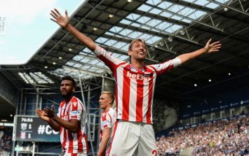 Italian giants interested in signing Peter Crouch