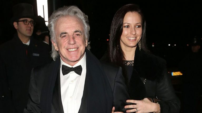 Peter Stringfellow has died, aged 77