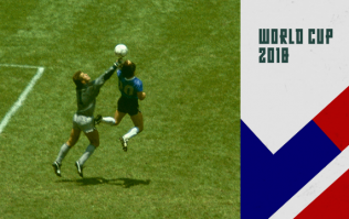 Why Mexico 1986 was the best World Cup ever