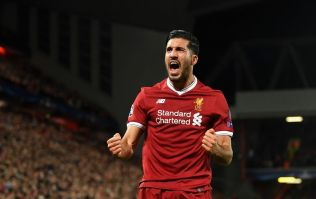 Liverpool confirm Emre Can is amongst those leaving Anfield this summer