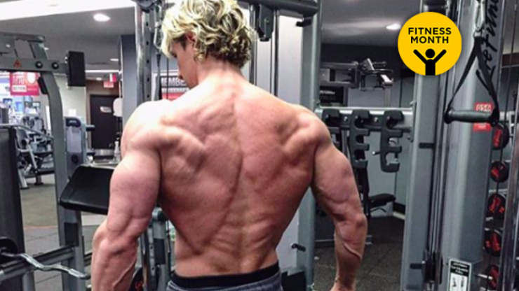 Build a bigger back with these muscle-maximising methods