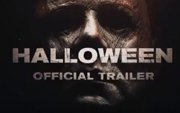 The new Halloween movie looks superb