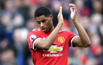 Three Premier League clubs want to take Marcus Rashford on loan next season
