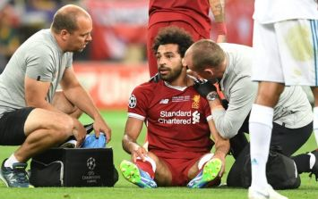 Mo Salah confirms he will be fit for World Cup opener against Uruguay