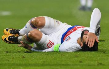 Lyon release statement confirming Nabil Fekir will not leave for Liverpool