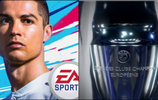 The Champions League is coming to FIFA 19