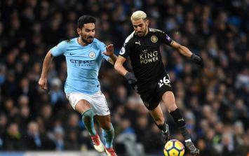 Riyad Mahrez set to complete £75m transfer to Manchester City