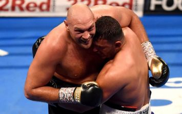 Tyson Fury more concerned with fight in the crowd than his own