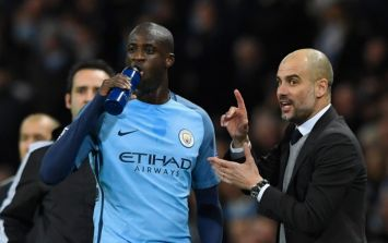 Pep Guardiola responds to accusations from Yaya Touré that he 'has a problem with African players'