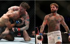 Geordie Shore's Aaron Chalmers would happily fight CM Punk next